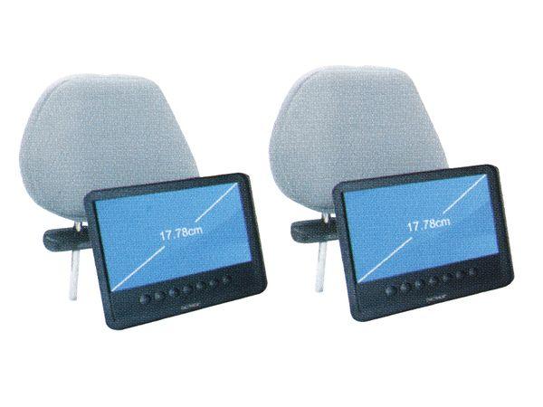 Monitor-/DVD-Set DENVER MTW-756 TWIN - Produktbild 2