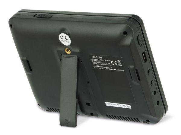Monitor-/DVD-Set DENVER MTW-756 TWIN - Produktbild 5