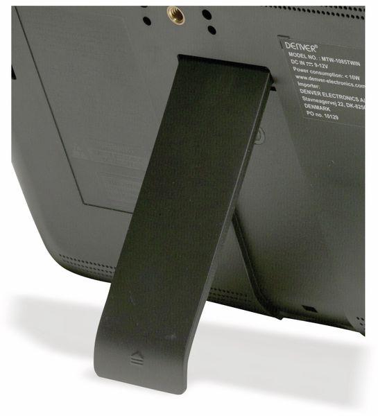 Portabler DVD-Player DENVER MTW-1085TWIN - Produktbild 5