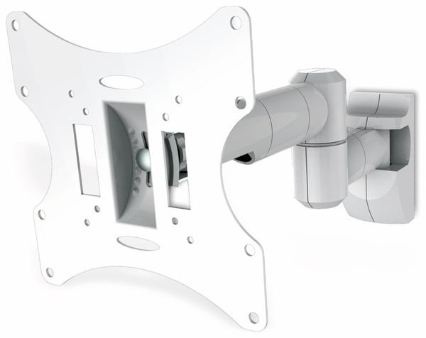 LCD/Plasma-Wandhalter PUREMOUNTS, PM-LM-TS32EW, VESA 200, weiß
