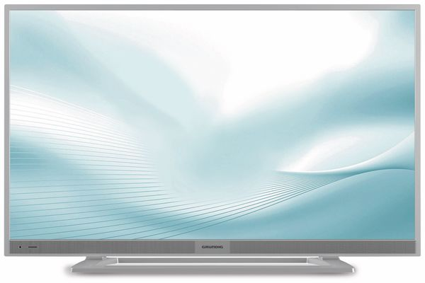 LED-TV GRUNDIG 22 GFS 5620, EEK: A, silber