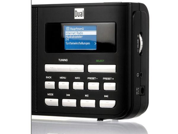 Internetradio DUAL IR 5.1, B-Ware - Produktbild 3