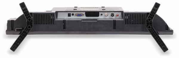 "LED-TV RED OPTICUM Travel TV LE-24Z1S, 24"" (60 cm), EEK: F, 12/24V, 230 V~ - Produktbild 3"