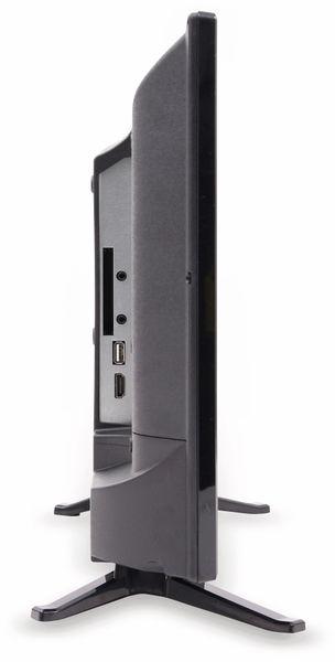 "LED-TV RED OPTICUM Travel TV LE-24Z1S, 24"" (60 cm), EEK: F, 12/24V, 230 V~ - Produktbild 5"