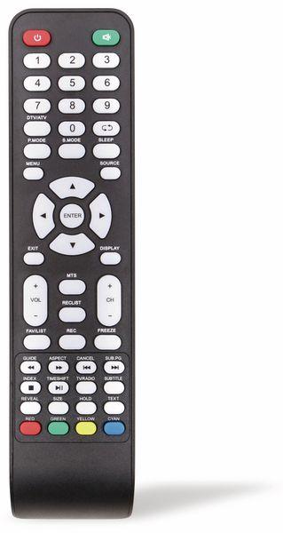 "LED-TV RED OPTICUM Travel TV LE-24Z1S, 24"" (60 cm), EEK: F, 12/24V, 230 V~ - Produktbild 6"