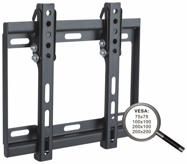 TV-Wandhalter PUREMOUNTS PM-BT200, VESA 200x200mm - Produktbild 2