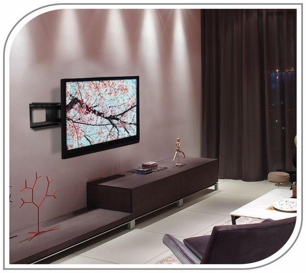 TV-Wandhalter PUREMOUNTS PM-FM30-400, VESA 400x400mm - Produktbild 6