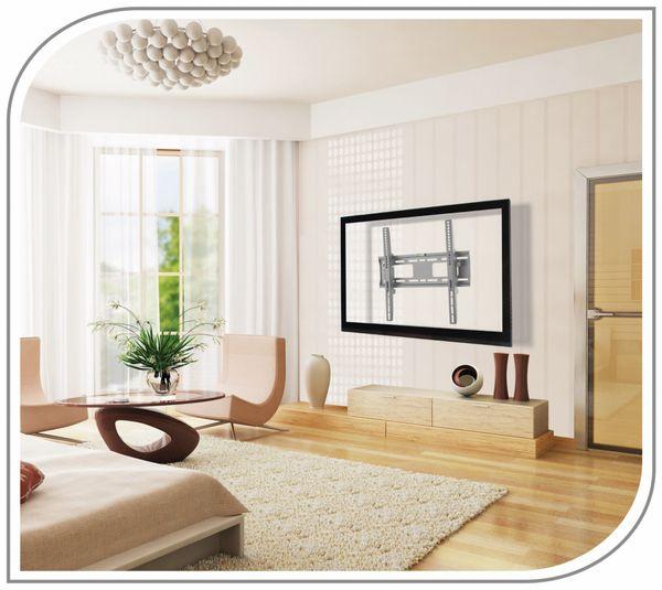 TV-Wandhalter PUREMOUNTS PM-T400, VESA 400x400mm - Produktbild 6