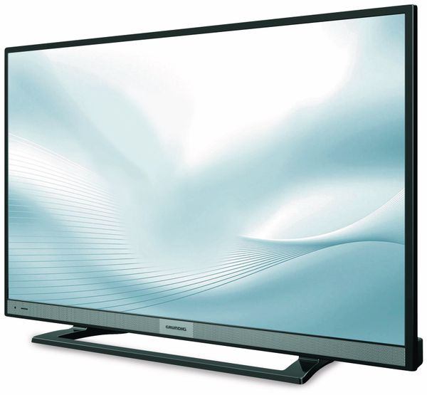 "LED-TV GRUNDIG 22 GFB 5730, 22"", schwarz, EEK: A - Produktbild 1"
