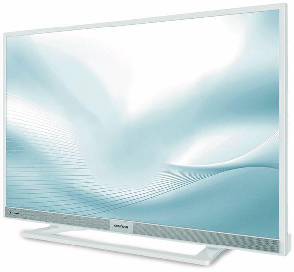 "LED-TV GRUNDIG 22 GFW 5730, weiß, EEK: A, 22"" - Produktbild 1"