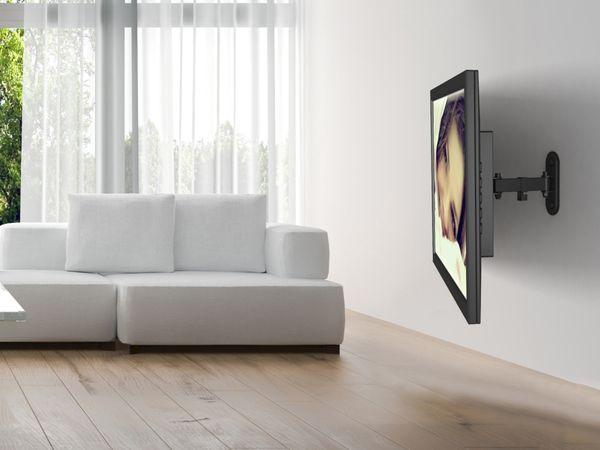 TV-Wandhalter PUREMOUNTS PM-FM11-100, VESA 100x100mm - Produktbild 5