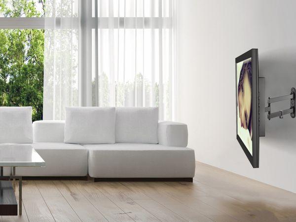 TV-Wandhalter PUREMOUNTS PM-FM12-100, VESA 100x100mm - Produktbild 5