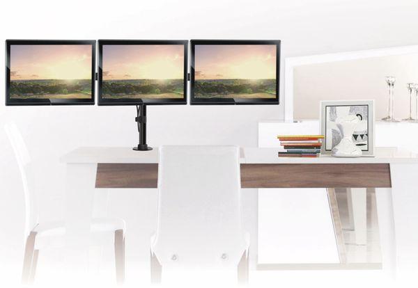 LCD-Schreibtischhalter PUREMOUNTS PM-Office-03, VESA 100x100mm - Produktbild 5