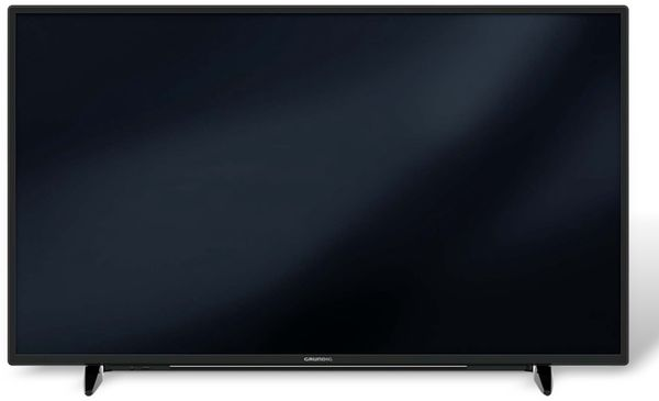 "LED-TV GRUNDIG 40 VLE 5000 BL, 102 cm (40""), EEK A+, Triple Tuner - Produktbild 1"