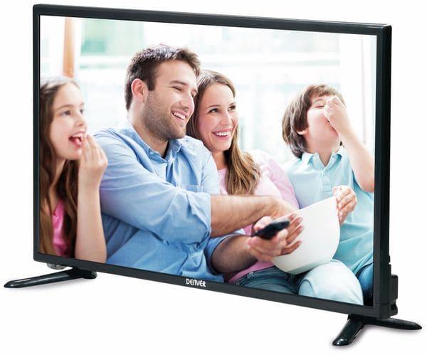 "LED-TV DENVER LED-2467, EEK: A, 23,6"" (60 cm) - Produktbild 1"