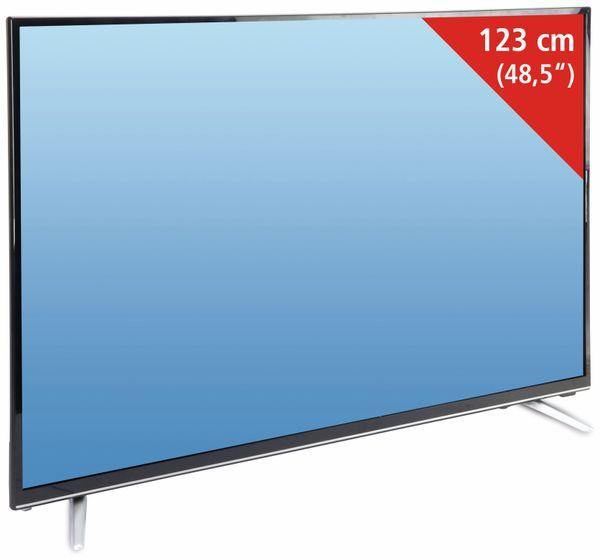 "48,5"" (123 cm) LCD-TV, 52459, Smart, UHD, B-Ware - Produktbild 1"