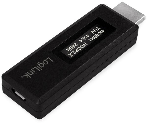 HDMI Tester LOGILINK HD0104 - Produktbild 2