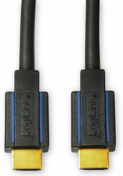 HDMI Kabel LOGILINK CHB006, 5 m, Premium, für Ultra HD - Produktbild 2