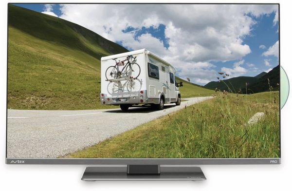 "LED-TV AVTEX L249DRS-Pro, 60 cm (24""), EEK B, DVD-Player"
