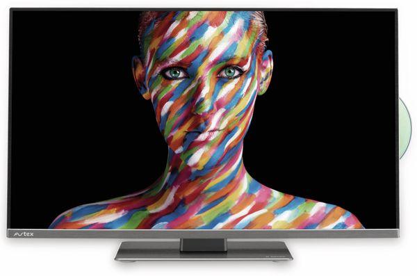 """LED-TV AVTEX L249DRS-Pro, 60 cm (24""""), EEK B, DVD-Player - Produktbild 2"""