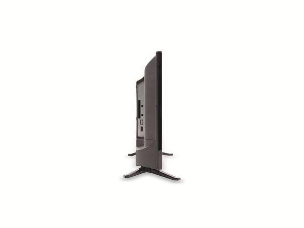 "LED-TV OPTICUM Travel TV 20"",EEK: A, 12/24V, 230 V~, 51 cm, B-Ware - Produktbild 5"