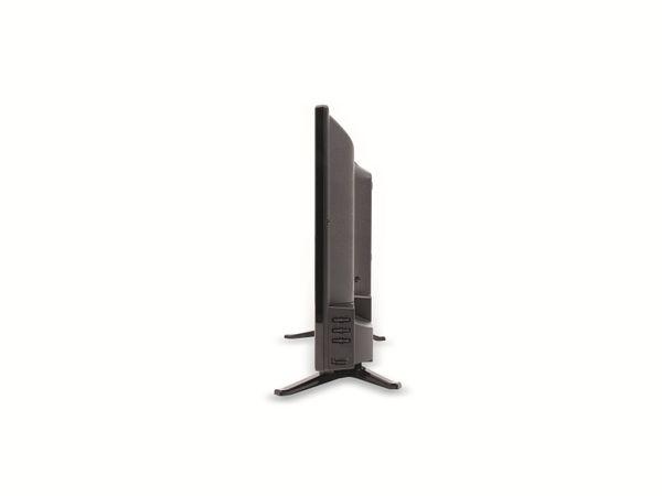 "LED-TV OPTICUM Travel TV 24"",EEK: A, 12/24V, 230 V~, 61 cm, B-Ware - Produktbild 4"
