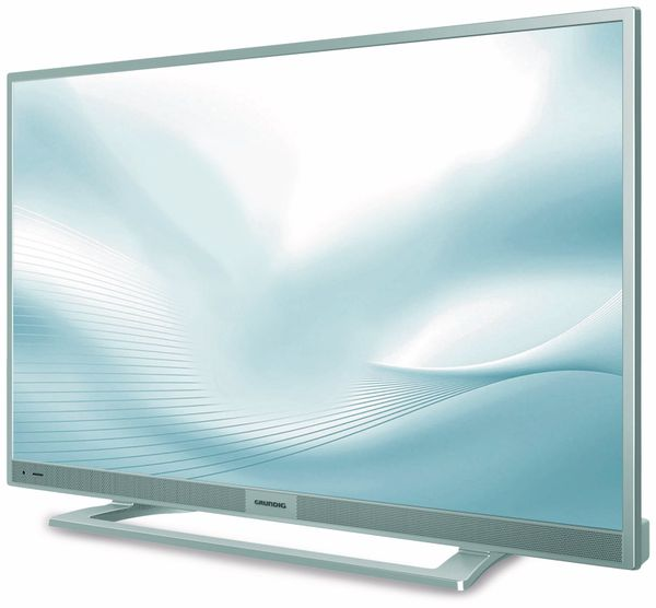 "LED-TV GRUNDIG 22 GFS 5730, silber, EEK: A, 22"", B-Ware"
