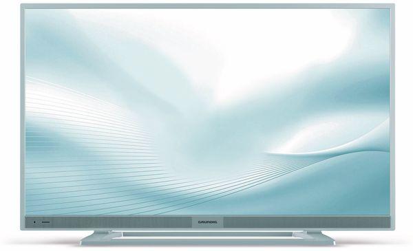 """LED-TV GRUNDIG 22 GFS 5730, silber, EEK: A, 22"""", B-Ware - Produktbild 2"""