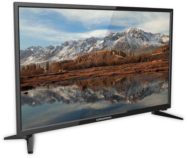 "LED-TV GRUNDIG 24 GHB 5944, EEK: A, 24"" (61 cm), schwarz - Produktbild 2"