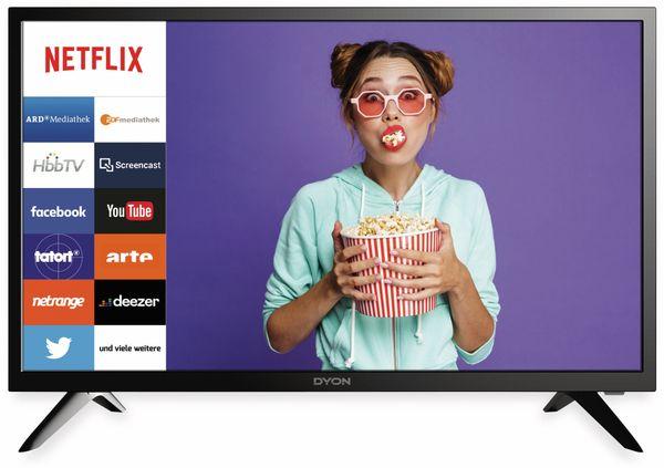 "LED-TV DYON Smart 24, 23,6"" (60 cm), EEK A+"