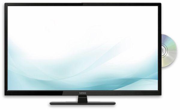 "LED-TV LENCO DVL-2862, HD, 28"" (71 cm), 16:9 Bildschirm, mit DVD-Player, schwarz"