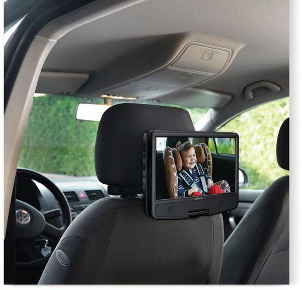 """Portabler DVD-Player LENCO DVP-947BK, 9"""" (22,5 cm) - Produktbild 4"""