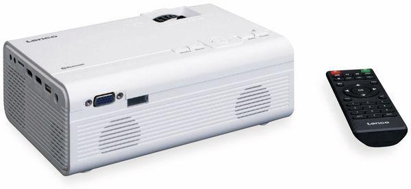 Beamer LENCO LPJ-300WH, weiß - Produktbild 5