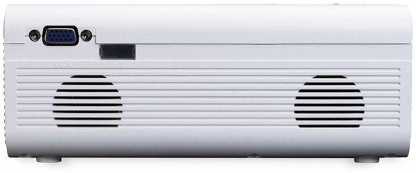 Beamer LENCO LPJ-300WH, weiß - Produktbild 6