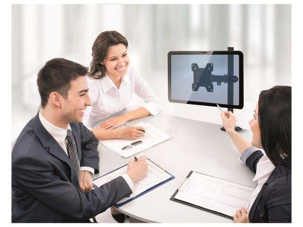 LCD-Schreibtischhalter OPTICUM Pixel Single - Produktbild 3