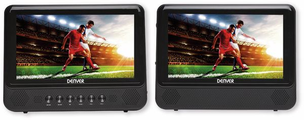 Portabler DVD-Player DENVER MTW-757Twin