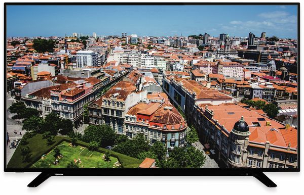 "LED-TV TOSHIBA 49 U 2963 DG, EEK: A+, 49"", schwarz, UHD/4K"