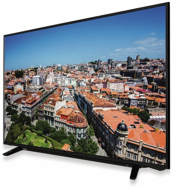 """LED-TV TOSHIBA 49 U 2963 DG, EEK: A+, 49"""", schwarz, UHD/4K - Produktbild 4"""