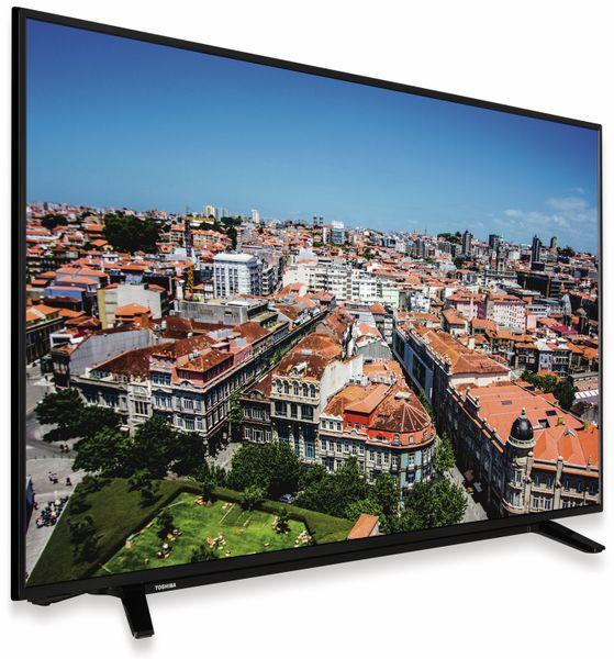 """LED-TV TOSHIBA 49 U 2963 DG, EEK: A+, 49"""", schwarz, UHD/4K - Produktbild 5"""