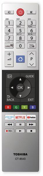 """LED-TV TOSHIBA 49 U 2963 DG, EEK: A+, 49"""", schwarz, UHD/4K - Produktbild 10"""
