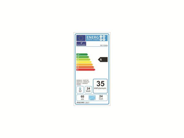 "LED-TV FALCON Travel-TV, 24"" (61 cm), Full HD, EEK: A+, mit DVD-Player - Produktbild 5"