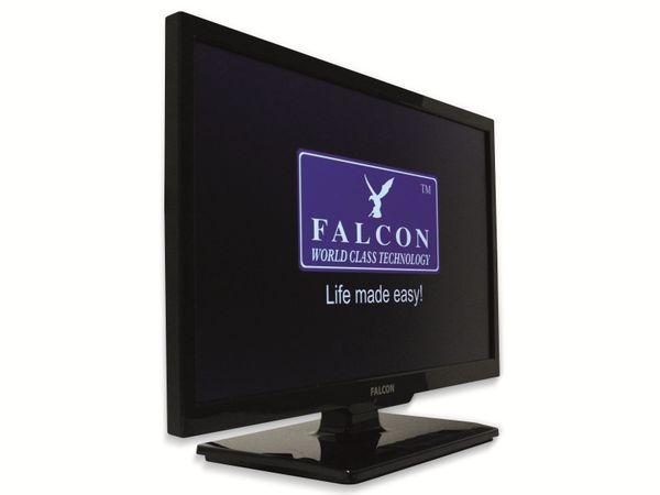"LED-TV FALCON Travel-TV, 24"" (61 cm), Full HD, EEK: A+, mit DVD-Player - Produktbild 7"