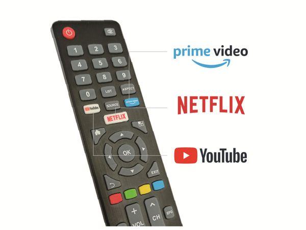 """LED-TV DYON Smart 24 XT, EEK A+, 23,6"""" (60 cm), schwarz - Produktbild 2"""