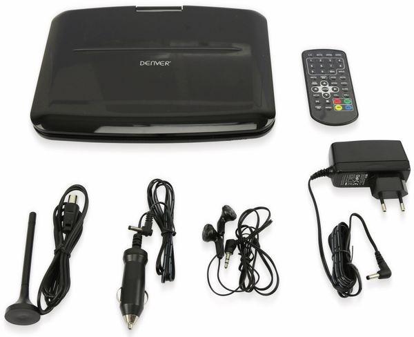 Portabler DVD-Player, Denver, MT-980DVBT, B-Ware - Produktbild 3