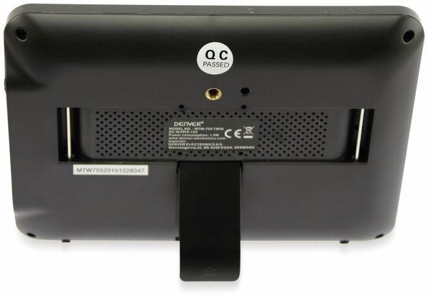 Portabler DVD-Player, Denver,MTW-755, Twin, B-Ware - Produktbild 9