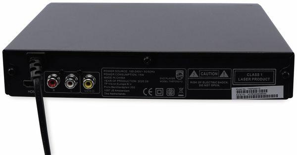 DVD-Player PHILIPS TAEP200/12 PL, schwarz, HDMI - Produktbild 4