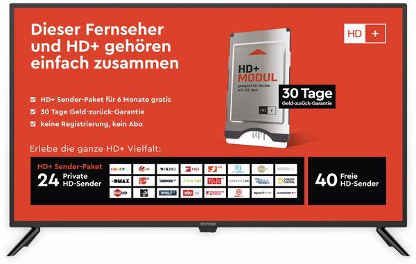 "LED-TV DYON Live 42 Pro X, inkl. HD+, EEK F, 41,5"" (105,4 cm)"