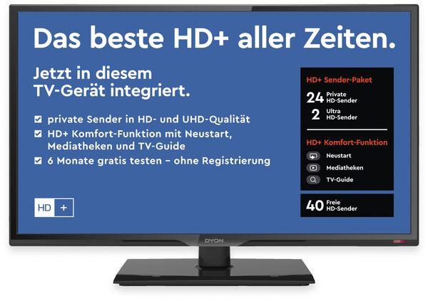 """LED-TV DYON Live 24C, 23,6"""" (60 cm), Full HD, EEK: A, inkl. HD+"""