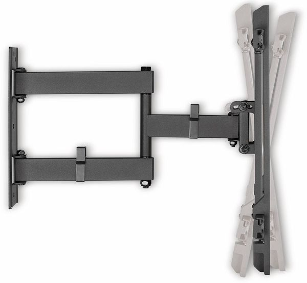 "LCD/Plasma-Wandhalter LOGILINK BP0112, 32...70"", neigbar, schwenkbar, drehbar - Produktbild 5"