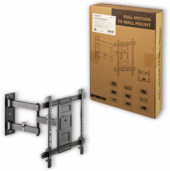 "LCD/Plasma-Wandhalter LOGILINK BP0112, 32...70"", neigbar, schwenkbar, drehbar - Produktbild 6"
